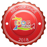 Dog Gurus Member Since 2018 Logo