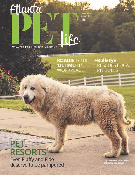 Atlanta Pet Life Summer 2019 September Cover