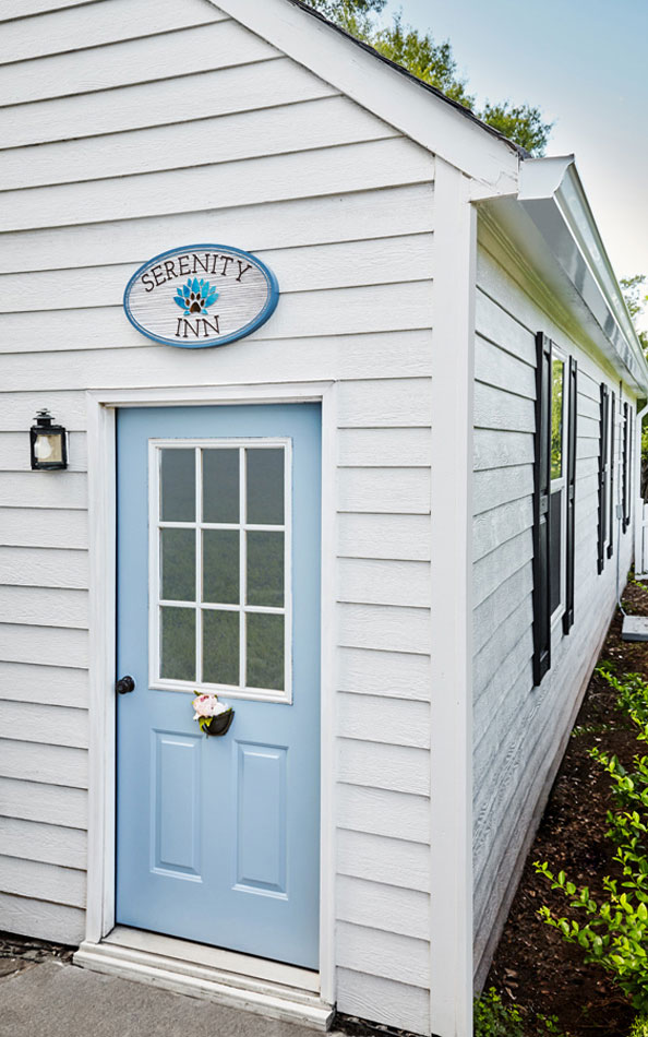 Serenity Dog Retreat Dog Lodging Building